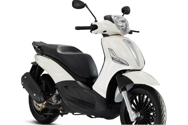 Formentera Moto Rent - Piaggio Beverly 125c.c