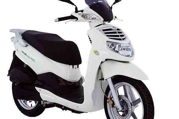 Formentera Moto Rent - Sym HD Evo 125 c.c