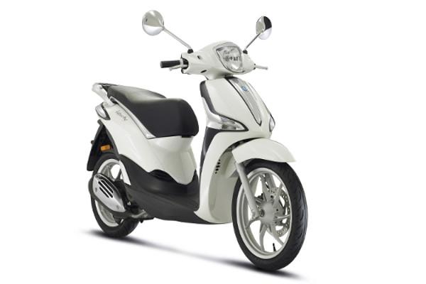 Formentera Moto Rent - Piaggio Liberty 50c.c