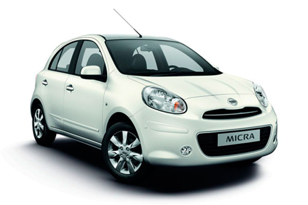 Formentera Moto Rent - Nissan Micra