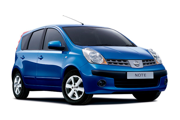 Formentera Moto Rent - Nissan Note