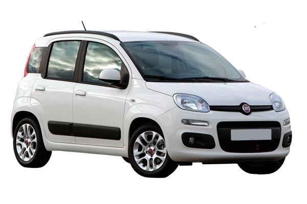 Formentera Moto Rent - Fiat Panda