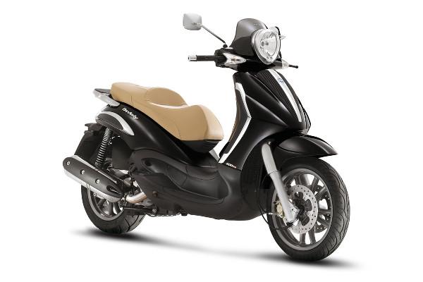 Formentera Moto Rent - Piaggio Beverly 400 Tourer