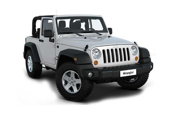 Formentera Moto Rent - Jeep Wrangler